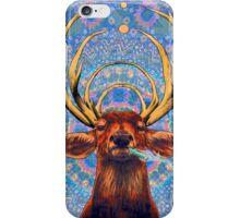 DOPE DEER SMOKING DOPE iPhone Case/Skin