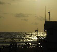 sun set.:) by Rahul Singh