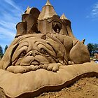 Sand Sculpture by chrisjf56