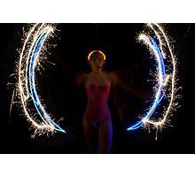 Light Angel Photographic Print