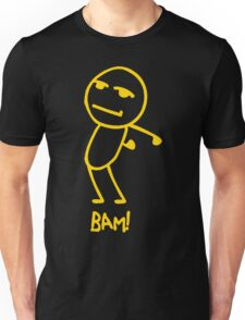'Bam' Vintage Unisex T-Shirt