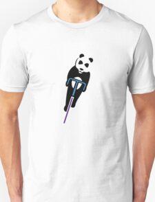 Panda Fixie Unisex T-Shirt