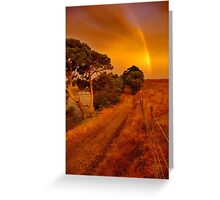 """""""Passage to a Promise"""" Greeting Card"""