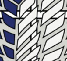 Attack on Titan 進撃の巨人 Shingeki no Kyojin Recon Corps / Survey corps / Scouting Legion  Sticker