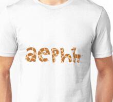 Aephi Giraffe Logo Unisex T-Shirt