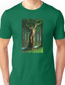 Daphne's Metamorphosis Unisex T-Shirt
