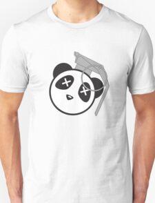 Boom Boom Panda  Unisex T-Shirt