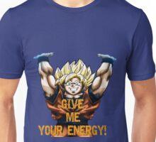 Spirt Bomb Unisex T-Shirt
