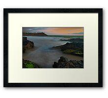 Solace. Framed Print
