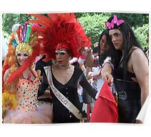 Gay Pride Brighton 2010 No2 Poster