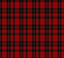 00097 Ramsay (Red) Clan/Family Tartan  by Detnecs2013
