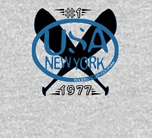 usa new york baseball tshirt by rogers bros Unisex T-Shirt