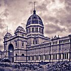 Royal Exhibition Building  by Scott Sheehan