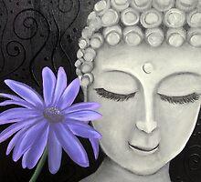 buddha by Leigh Hutfield