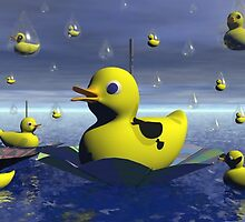 It's Raining Duckies! by plunder