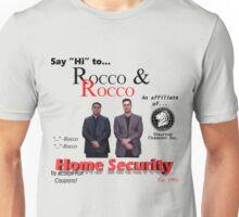 Rocco and Rocco Home Security (alt. design) Unisex T-Shirt
