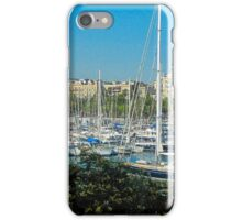 Barcelona - Marina iPhone Case/Skin