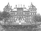 NYS Capitol Building - Albany NY by John Schneider