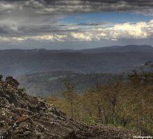 Over the Golden Valley HDR by matt22