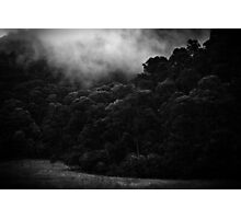 mountains after rain.... Photographic Print