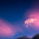 Floating nacreous cloud (6jan 2011) by Stefán Kristinsson