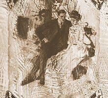 LOVE.Vintage Card. by Vitta