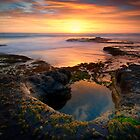Horseshoe Cove II by Jason Pang, FAPS FADPA