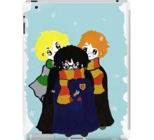 The Boys of Potter World iPad Case/Skin