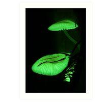 Luminescent  Art Print