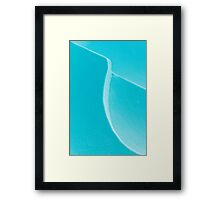 Cool Pool V Framed Print