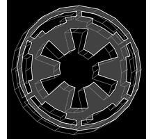 Star Wars Imperial Crest - 1 Photographic Print