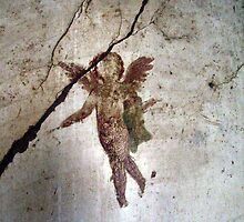 Angel Of Pompeii by coffeebean