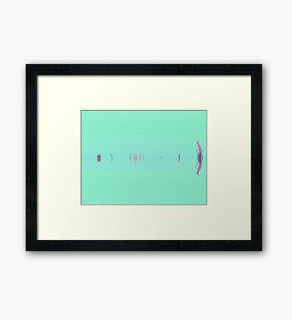 Mirror Framed Print