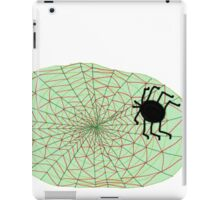 The Spider and the Web iPad Case/Skin