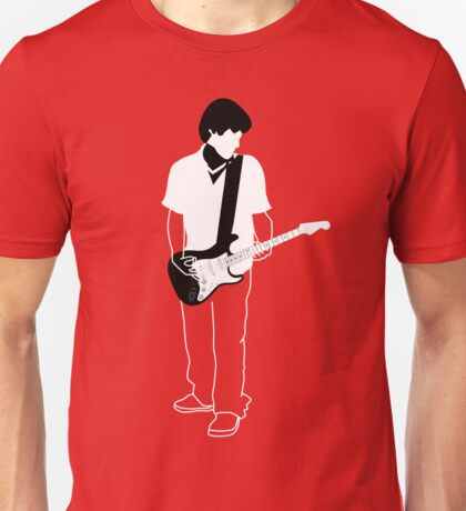 guitar in deep spaces Unisex T-Shirt