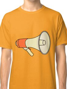 KEEP ALERT MEGAPHONE Classic T-Shirt