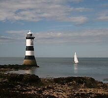 Penmon Point, Anglesey (Wales) by Peter  Thomas