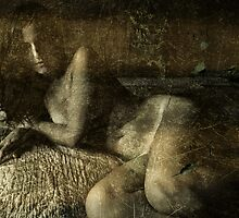 Recling Nude by Don McCrae