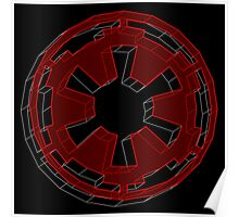 Star Wars Imperial Crest - 2 Poster