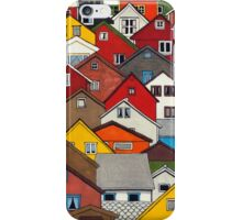 Colourful Houses iPhone Case/Skin