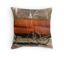 French Mercedes ? Throw Pillow