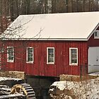 Old Grist Mill by grrizzly