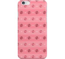 Team Fortress 2 / Stickybomb Pattern (Pink) iPhone Case/Skin
