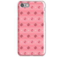 Team Fortress 2 / Stickybomb Pattern (Pink) iPhone Case/Skin