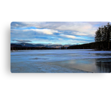 Kezar Lake (Upper Bay) - Morning Light Canvas Print