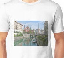 Ljubljana Slovenia Unisex T-Shirt