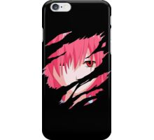 elfen lied lucy anime manga shirt iPhone Case/Skin