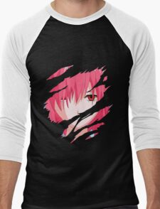 elfen lied lucy anime manga shirt Men's Baseball ¾ T-Shirt