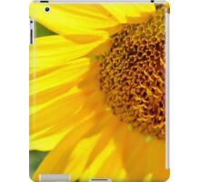 Every Sunflower Has a Tale to Tell iPad Case/Skin