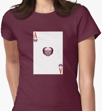 Mal d'Amour Womens Fitted T-Shirt